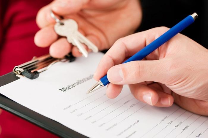 Договор с владельцем квартиры