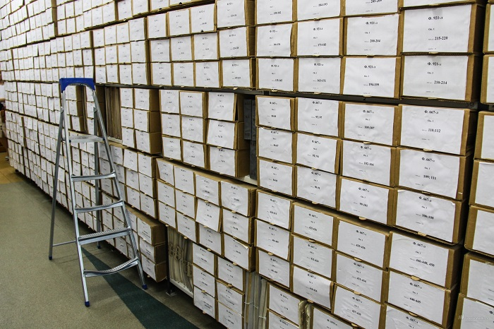 Правила хранения документации