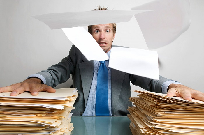 Ответственность за утрату документов