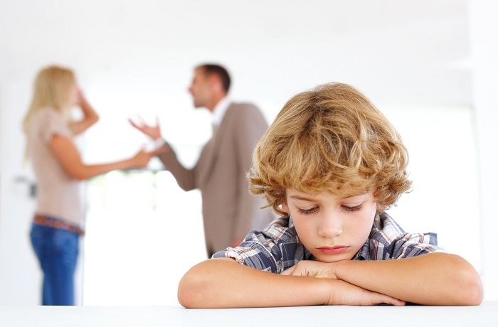 Зависимость от возраста ребёнка