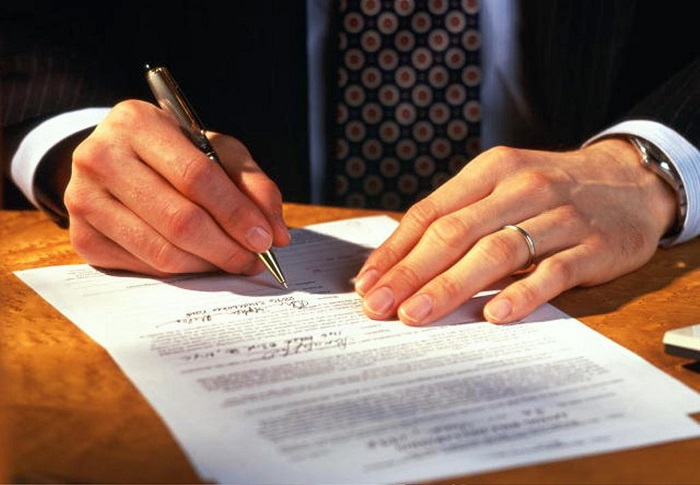 Подача заявления о возврате документов в 2018 году