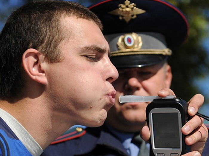 Процесс лишения прав за пьянку в 2019 году