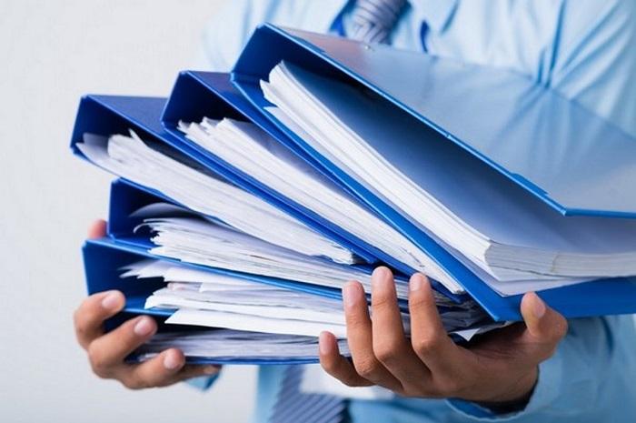 Подготовка первичной документации
