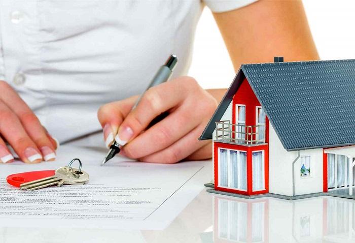 Регистрация новой квартиры