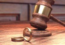 Как подать заявление на развод через суд