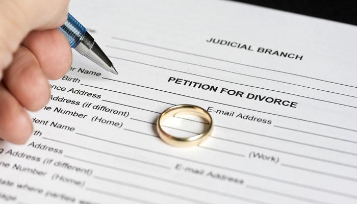 Как подать заявление на развод в ЗАГС