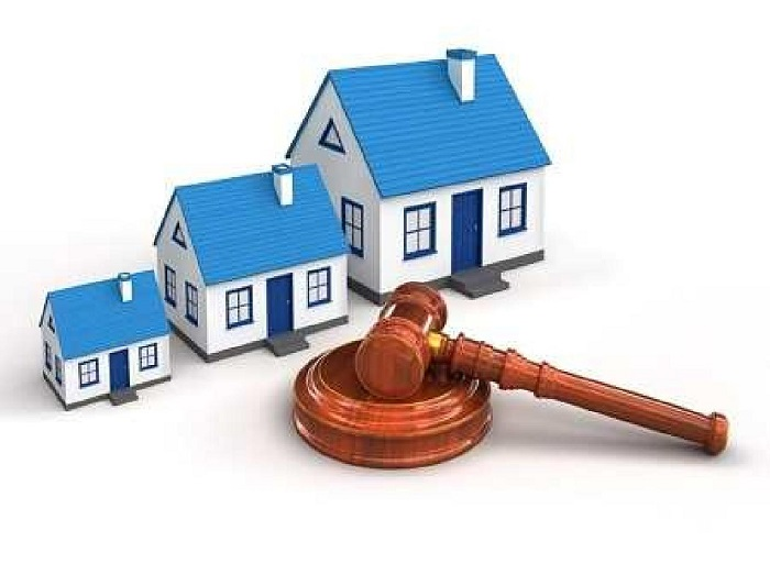 Продажа собственности при ликвидации организаций