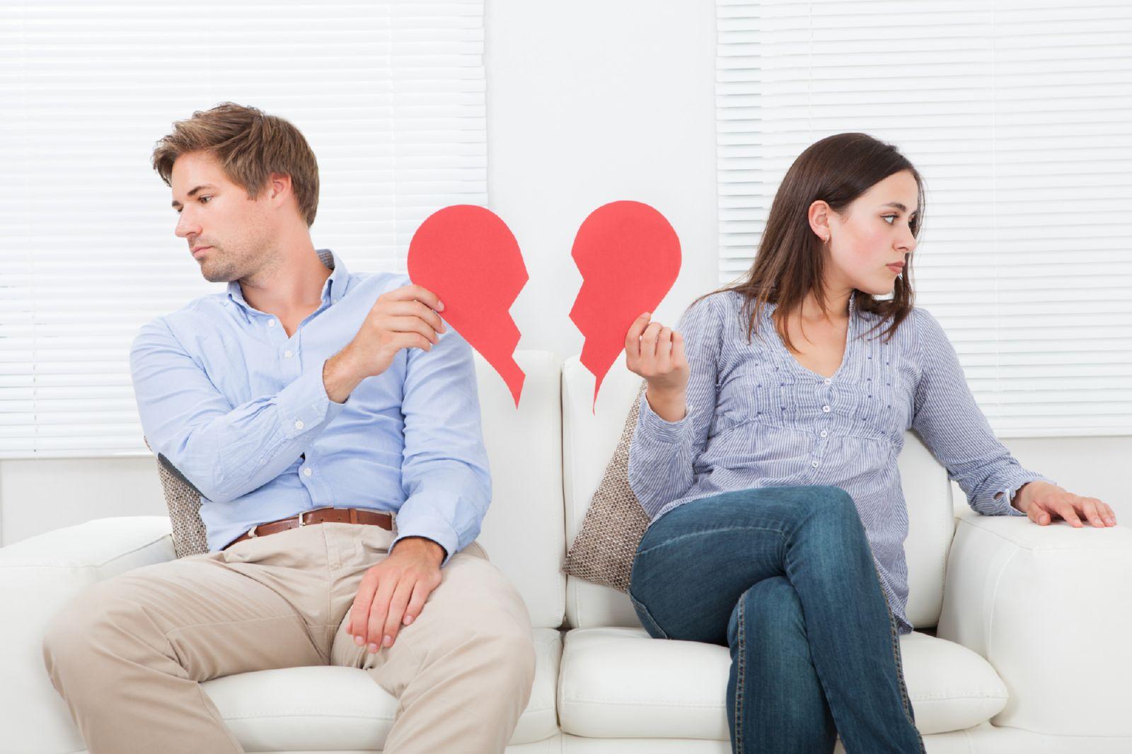 Способы, как развестись с мужем