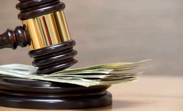 Взыскание налогов через суд