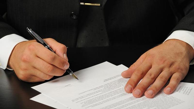 Заявление о регистрации представительства иностранной компании
