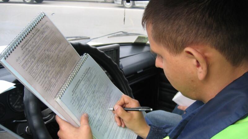 Управление автотранспортом при отсутствии прав вообще