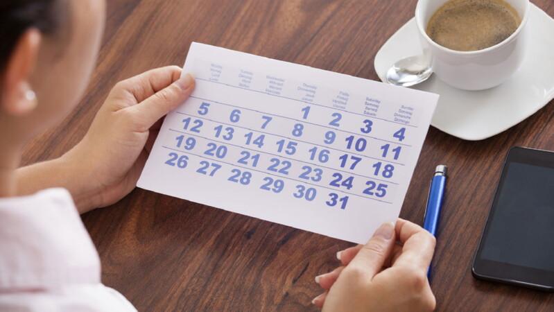 Установленные сроки для получения свидетельства