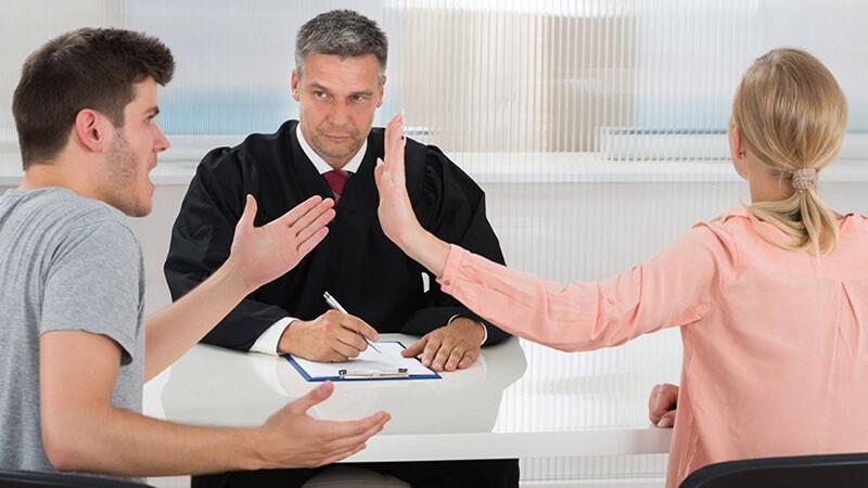 Одностороннее расторжение брака через суд