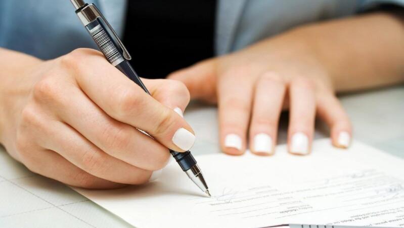 Как правильно составить заявление на развод в суд?